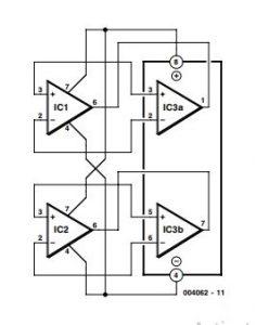 2 × single=1 × dua Schematic Diagram