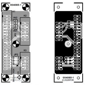 Adapter for SB Live! Player 1024 Schematic Circuit Diagram 2