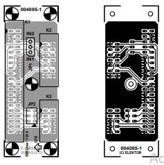 Adapter for SB Live! Player 1024 Schematic Diagram 1