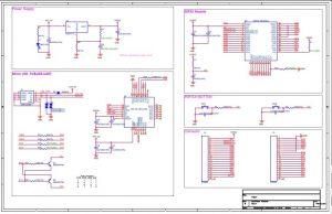 ESP32 Core Board V2 or ESP32 DevKitC Schematic Diagram