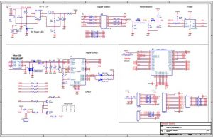 ESP32 Demo Board V2 Schematic Diagram