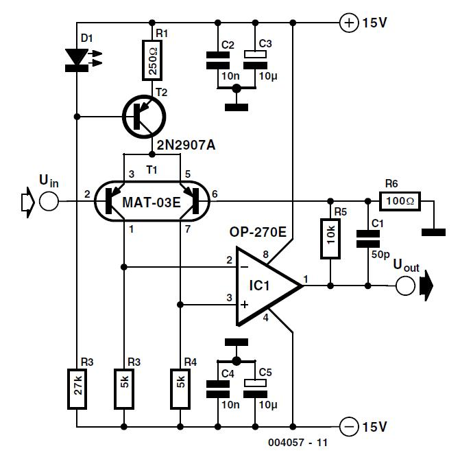 amplifier circuit diagrams archives - page 6 of 9
