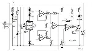 Pressure Switch Schematic Diagram