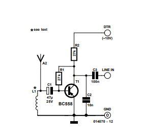 Very Wideband PC Radio Schematic Diagram 2