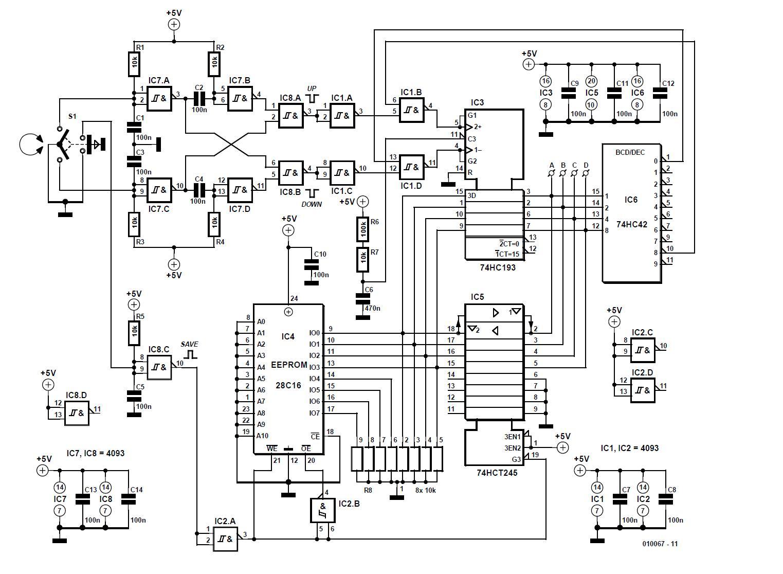 audio input selector schematic circuit diagram  circuit diagram