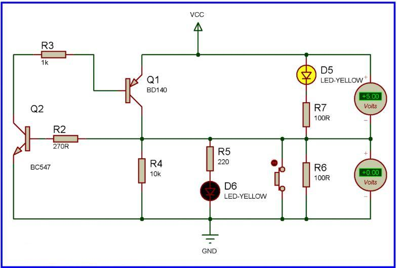 How to make a mobile phone charger (Part-2) Schematic Circuit Diagram