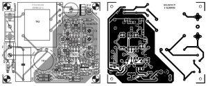 Mains Remote Transmitter Schematic Circuit Diagram 3