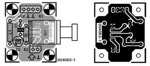Optical S PDIF Output Schematic Circuit Diagram 2