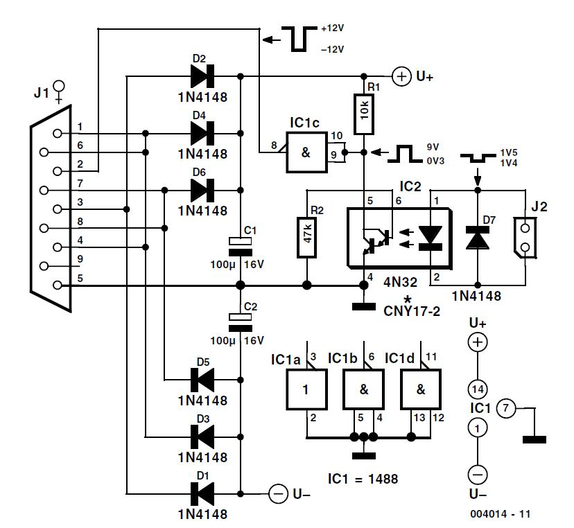 Sensitive Overload Sensor Schematic Circuit Diagram