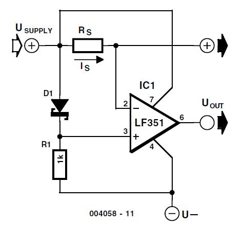 sensitive overload sensor schematic circuit diagram rh circuit diagramz com overload relay circuit diagram overload relay circuit diagram