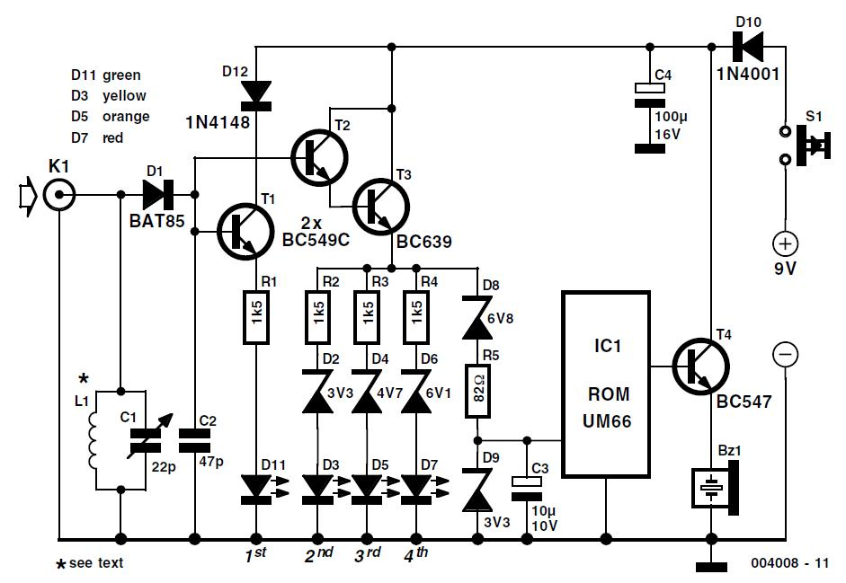 how to combine two input by using lm339 comparator with circuit diagram