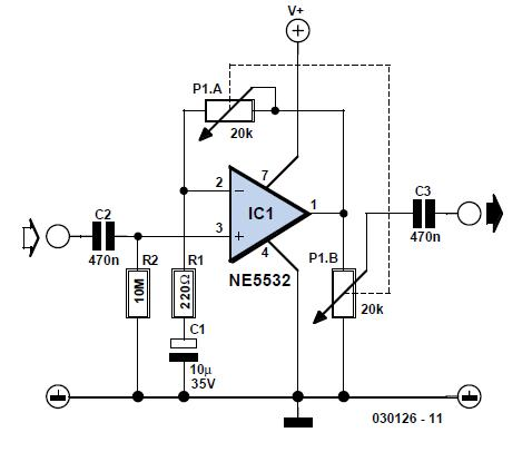 Simple Darkness Activated Alarm Schematic Circuit Diagram