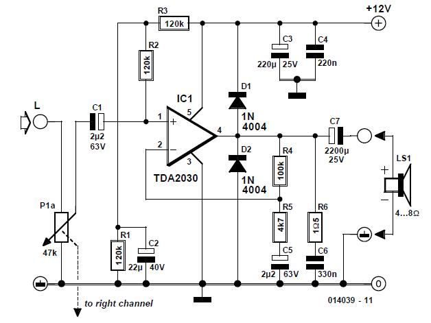 amplifier circuit diagrams archives - page 3 of 7