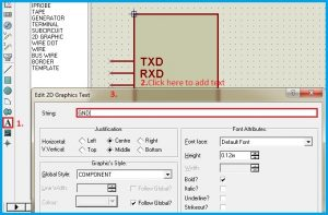 Adding-2D-Graphics-Text-to-the-GND-Pin-