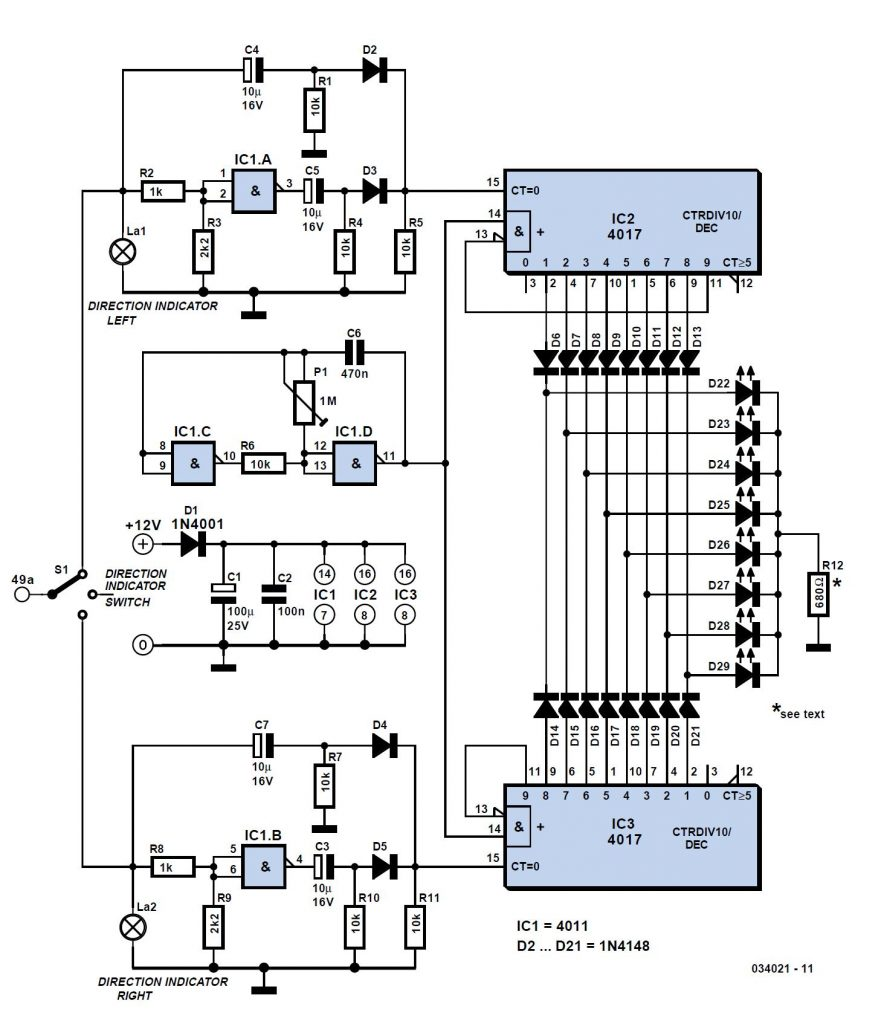 Buck/Boost Voltage Converter Schematic Circuit Diagram