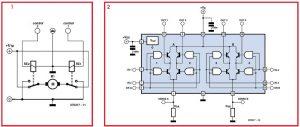 Driving Higher Power DC Motors Schematic Circuit Diagram 1