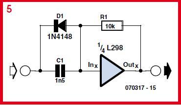 Driving Higher Power DC Motors Schematic Circuit Diagram 4