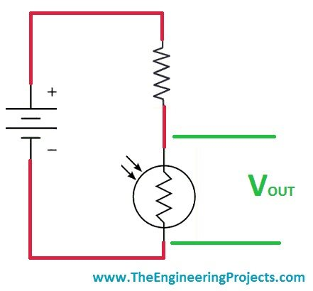 How to use LDR Sensor in Proteus Schematic Circuit Diagram 3