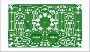 Improved Hybrid HeadPhone Amplifier Schematic Circuit Diagram 2