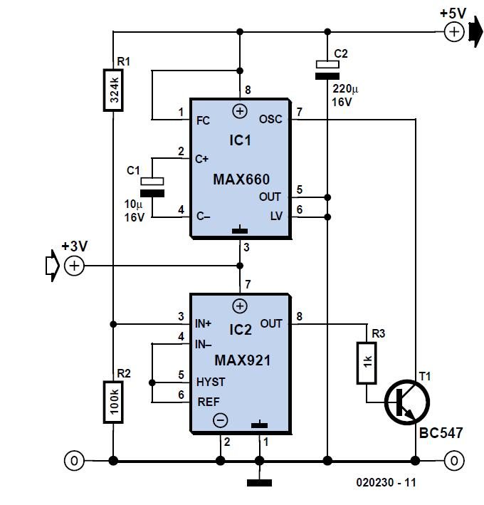 Tuned Radio Frequency (TRF) Receiver Schematic Circuit Diagram