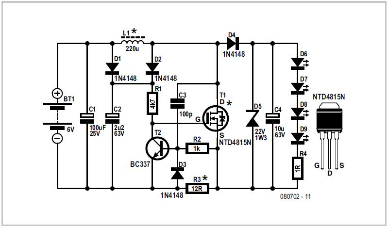 Lighting Up Model Aircraft Schematic Circuit Diagram