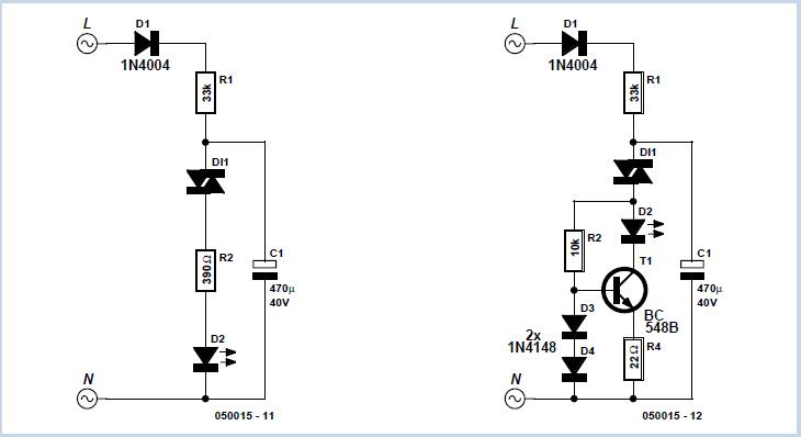 Simple Microphone Preamplifier Schematic Circuit Diagram