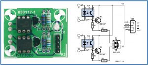 Multicolour HD LED Schematic Circuit Diagram 1