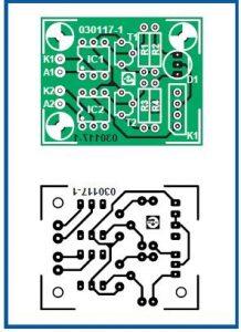 Multicolour HD LED Schematic Circuit Diagram 2