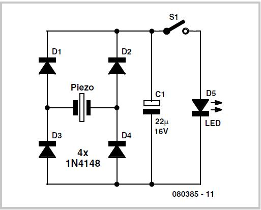 Solar Cell Array Charger with Regulator Schematic Circuit Diagram