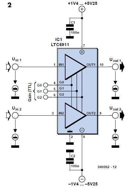 SSB Add-On for AM Receivers Schematic Circuit Diagram