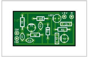 Quartz Crystal Tester Schematic Circuit Diagram 2