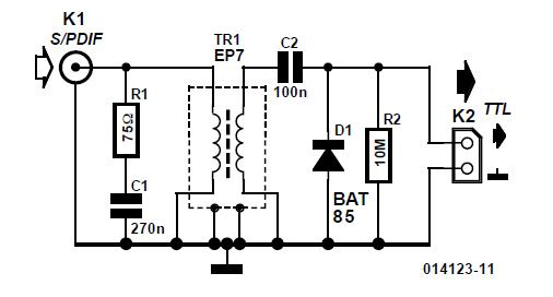 Schematic Circuit Diagram 555-Timer as a Bistable Latch proteus simulation