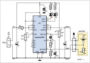 Guitar Amplifier PSU Schematic Circuit Diagram