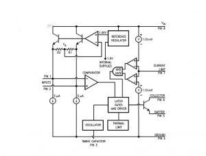USB Converter Schematic Circuit Diagram 1