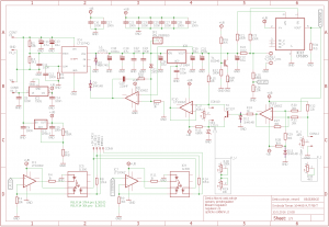 DSPIC30F2010 CONTROLLED DRV8402 MOTOR DRIVE CIRCUIT SCHEMATIC CIRCUIT DIAGRAM