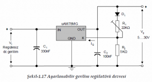 OVERCURRENT PROTECTION SCHEMATIC CIRCUIT DIAGRAM