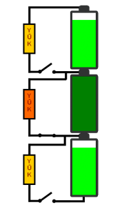 BALANCING LI-ION LI-POLYMER BATTERIES BATTERY BALANCING CIRCUIT Schematic Circuit Diagram 3