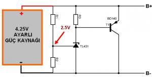 BALANCING LI-ION LI-POLYMER BATTERIES BATTERY BALANCING CIRCUIT Schematic Circuit Diagram 7