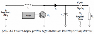 SPECIAL TYPE VOLTAGE REGULATORS SCHEMATIC CIRCUIT DIAGRAM