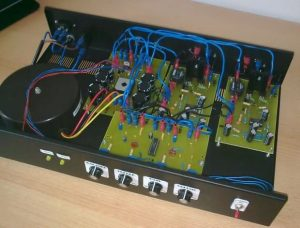 COMPLETED CLASS D AMPLIFIER PROJECT 1