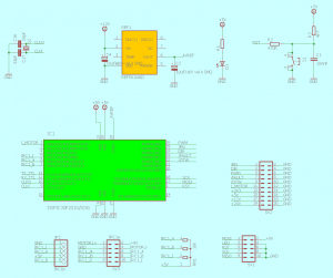 DSPIC30F2010 CONTROL CIRCUIT DIAGRAM