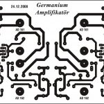 GERMANIUM TRANSISTOR AMPLIFIER AD161 AD162 SCHEMATIC CIRCUIT DIAGRAM 18