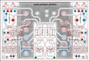 GERMANIUM TRANSISTOR AMPLIFIER AD161 AD162 SCHEMATIC CIRCUIT DIAGRAM 20