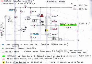 GERMANIUM TRANSISTOR AMPLIFIER AD161 AD162 SCHEMATIC CIRCUIT DIAGRAM 4