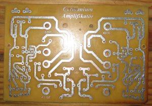 GERMANIUM TRANSISTOR AMPLIFIER AD161 AD162 SCHEMATIC CIRCUIT DIAGRAM 9