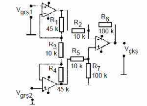SINGLE-TRANSISTOR, RECEIVER-DELAYED TIMER (TURN-ON TYPE) SCHEMATIC CIRCUIT DIAGRAM