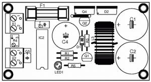LM2575 5A 2V-30 ADJUSTABLE DC DC CONVERTER