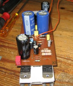 LOW COST REAL 20W QUALITY AMPLIFIER SCHEMATIC CIRCUIT DIAGRAM 5