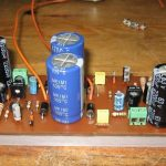LOW COST REAL 20W QUALITY AMPLIFIER SCHEMATIC CIRCUIT DIAGRAM 6