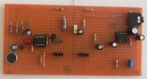 Receiver Circuit Diagram